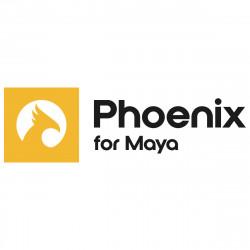 Phoenix FD dla Maya