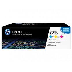 HP 304A zestaw z 3...