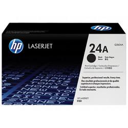 HP 24A wkład z czarnym tonerem