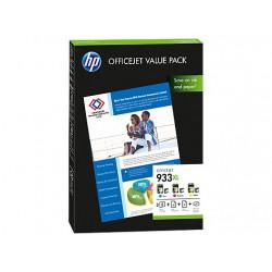HP 933XL zestaw Officejet...