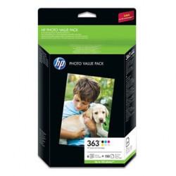 Wkład Tusz HP 363 Kolor +...