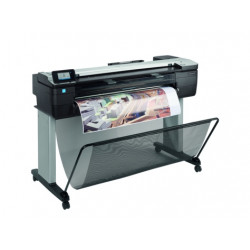 Ploter HP DesignJet T830...