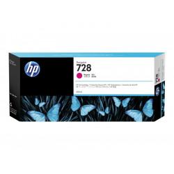 Tusz HP 728 Karmazynowy...
