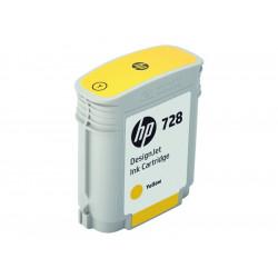 Tusz HP 728 Żółty (Yellow)...