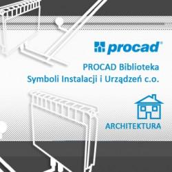 PROCAD® Biblioteka Symboli...