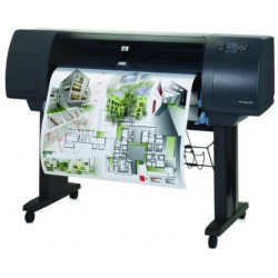 Ploter HP DesignJet 4000