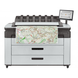 Ploter HP DesignJet XL...