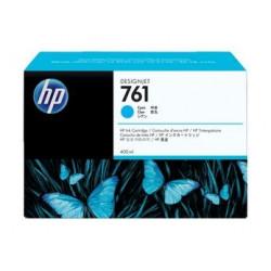 Tusz HP 761 Kolor Turkusowy...