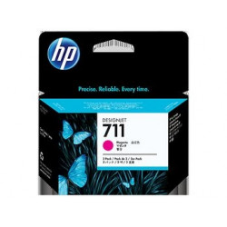 Tusz HP 711 Kolor Trójpak...