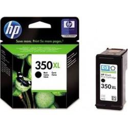 Tusz HP 350 Black XL