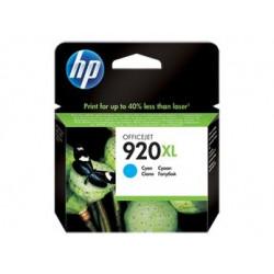Tusz HP 920 Cyan XL