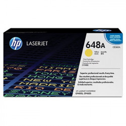Toner HP 648A Yellow (CE262A)